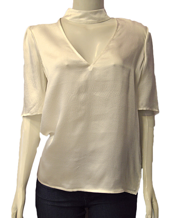 Cateline Top - WHITE