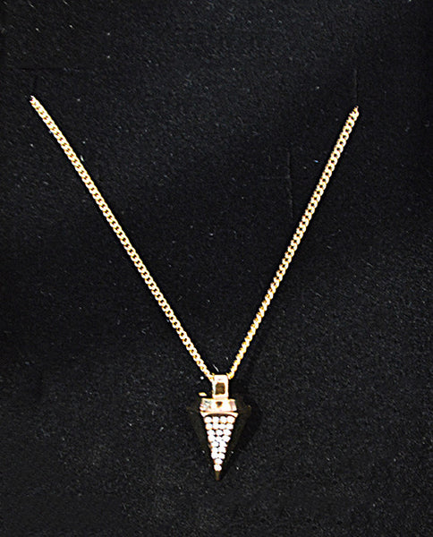 Mini Thea Crystal Ne - GOLD