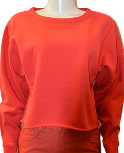 Cropped Pullover - TRUERED