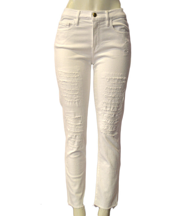 Le Boy Jean Raw Edge BLANCMEN