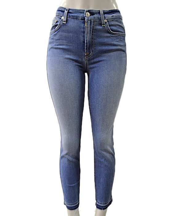 High Waist Ankle Skinny - BSNT