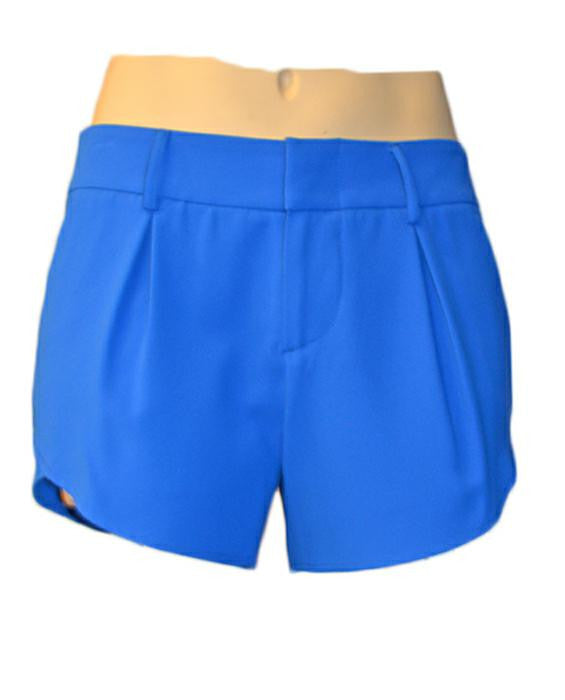 Butterfly Shorts - BLUE