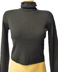 Milo Sweater - BLACK