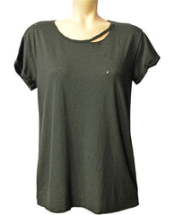 Jewel Tee - BLACK