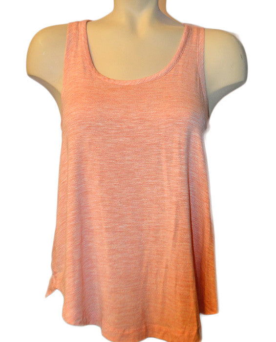 Heathered Spandex Tan - HCORAL