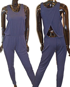 Valli Jumpsuit - NAVY