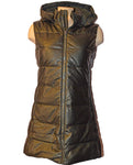 Hooded Leather - BLACK
