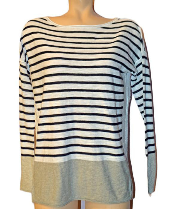 Multi Color Stripe Boatn - WHTCOAST
