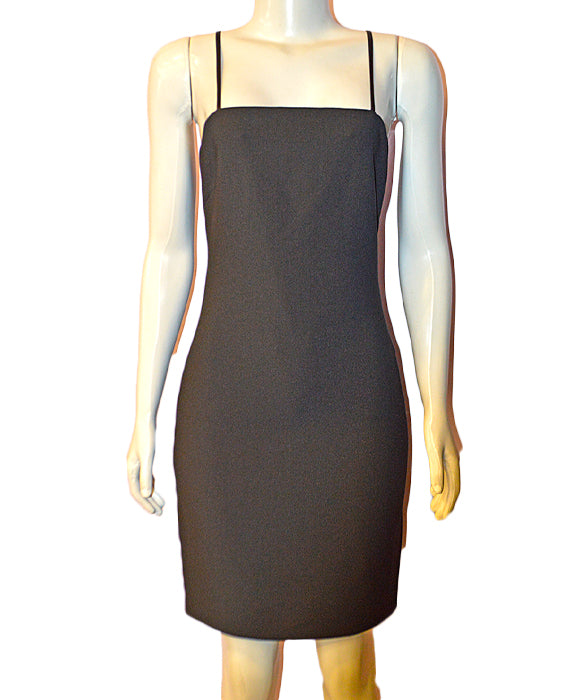Caressa Dress - BLACK
