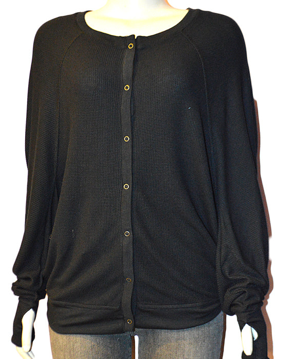 Turner Sweater BLACK