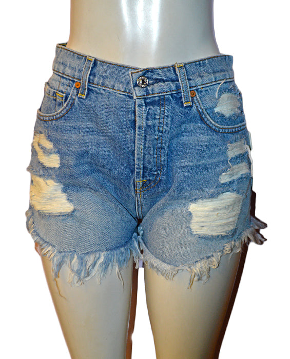 HW Cut Off Shorts - VTW4