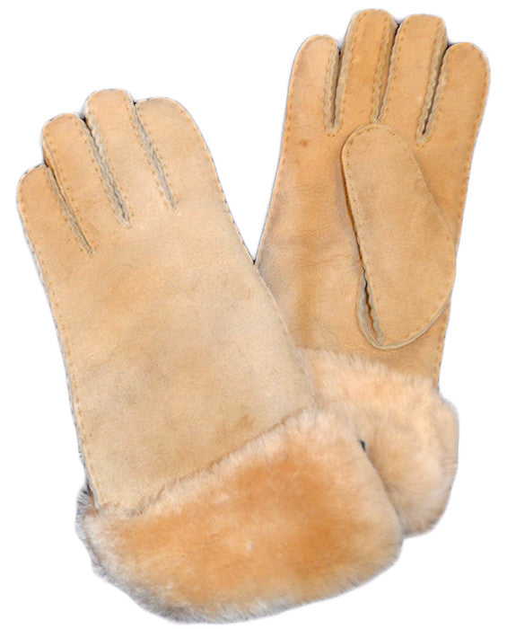 Apollo Bay Gloves - CHESTNUT