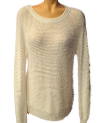 Meadow Sweater- WHITE