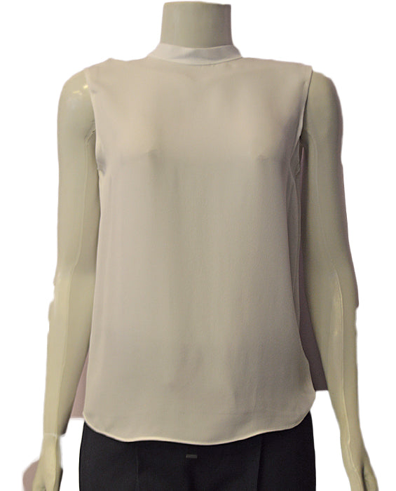 Slvls Mock Neck Blouse - 1370WT