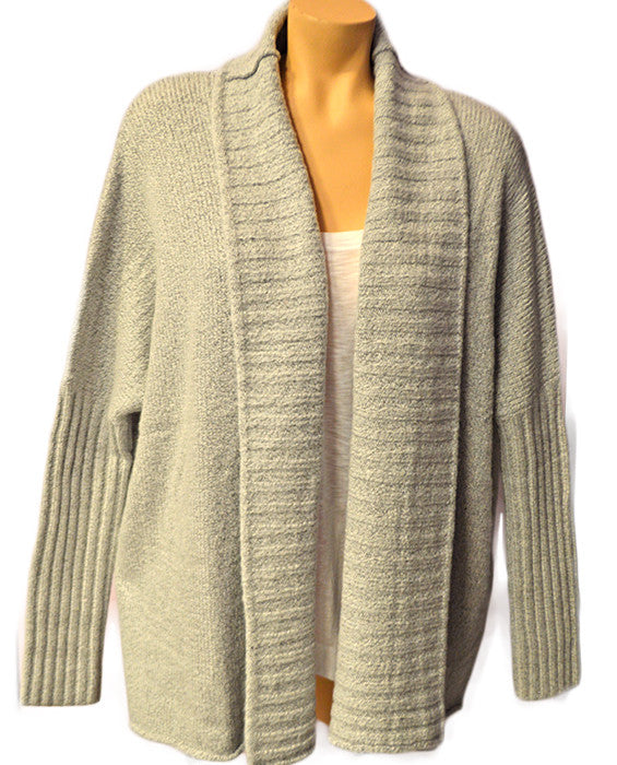 Wren Sweater - SILVER