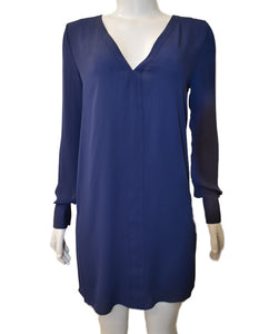 REBECCA MINKOFF Coma Dress - NAVY