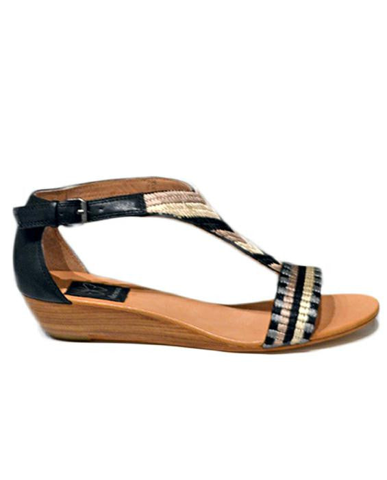 Hadley Sandals - BLACK