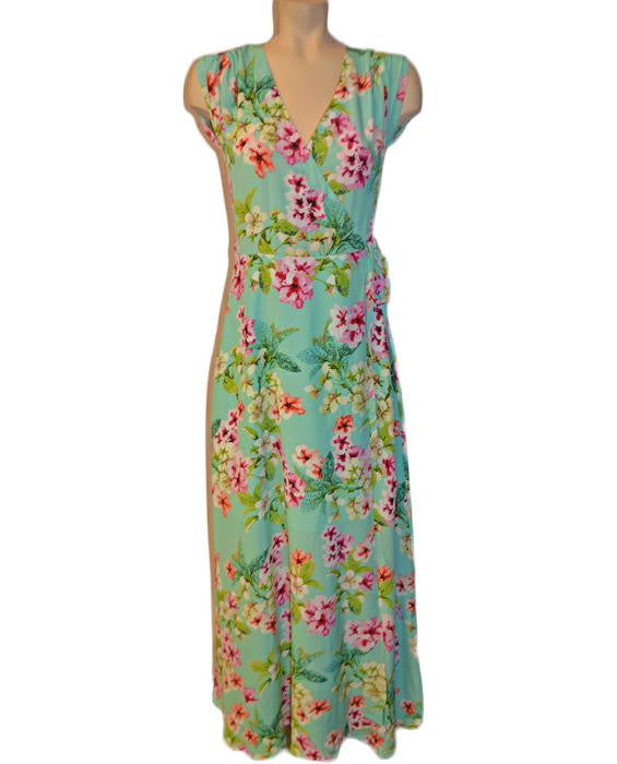 Long Wrap Dress - SWTHARM