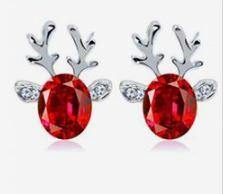 Adorable Reindeer Earrings
