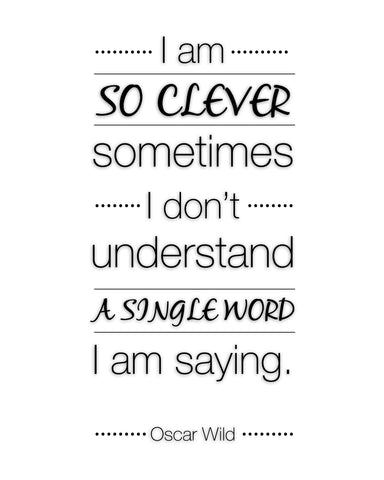 Clever 8x10 Print - by-Simply-Southern-Pretty-Please-on-Broad-Boutique