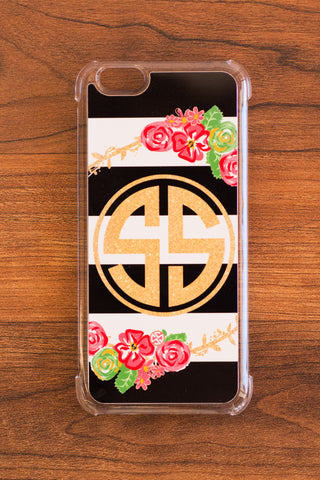 Simply Southern Flowers iPhone Case - Emily Kathryn Boutique