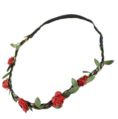 Flower Power Floral Headbands