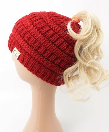 KID S Solid Color CC Beanies – Pretty Please on Broad 71fe0bc65771