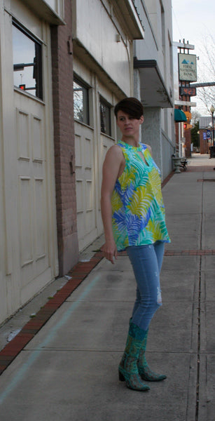 Fling Into Spring Top