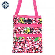 Simply Southern Floral Cross-body purse