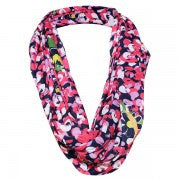 Simply Southern Floral Infinity Scarf - Pretty Please on Broad