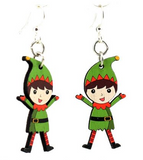 Elf Earrings - Pretty Please on Broad