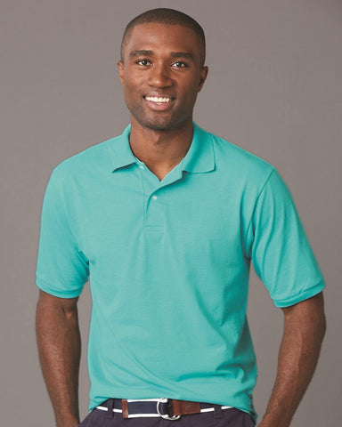 Star City Men's Sport Polo Shirt