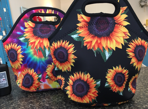Sunflower Lunch Bag Cooler