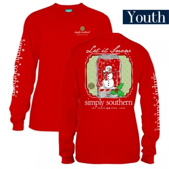 Simply Southern - Let it Snow YOUTH - Pretty Please on Broad