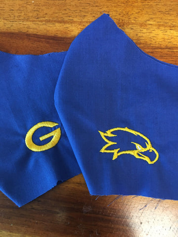 School Spirit Face Coverings_Hawks