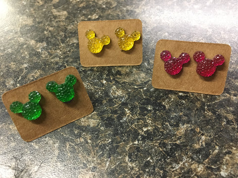 Disney Themed Earrings