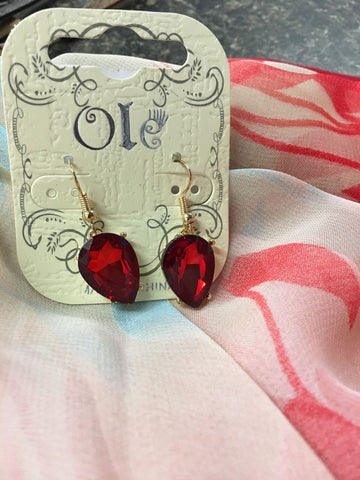 Beautiful Bauble Earrings