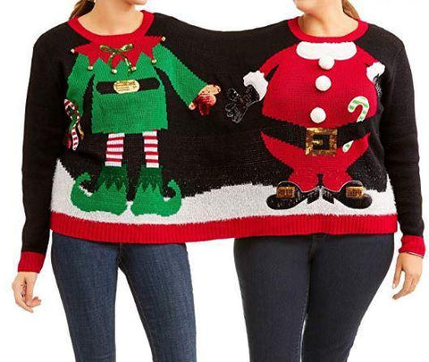 DIY Ugly Christmas Sweater Class