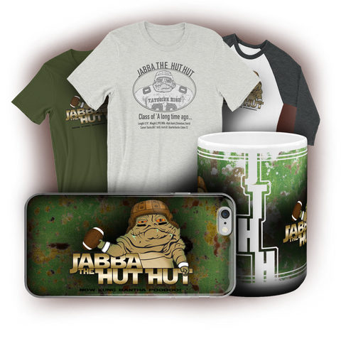 Jabba The Hut Hut