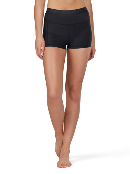 KarmaLuxe Ali Short - Black - Karma Athletics