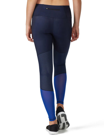 KarmaLuxe Claudia Tight - Midnight Navy Power Mesh