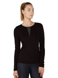 Daria Long Sleeve - Black