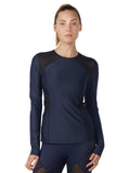 Emma Long Sleeve - Midnight Navy