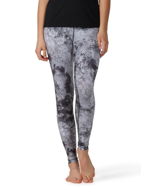 Printed Kata Tight II - Moon Haze - Karma Athletics