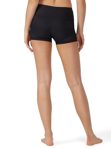 KarmaLuxe Rochelle Short - Black back