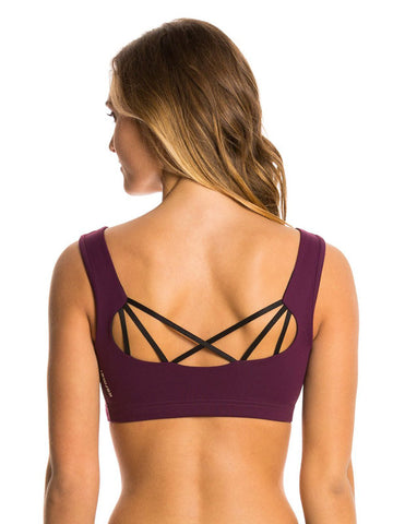 Evelyn Bra - Fig back