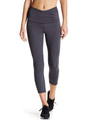Taylor Crop II - Heather Charcoal