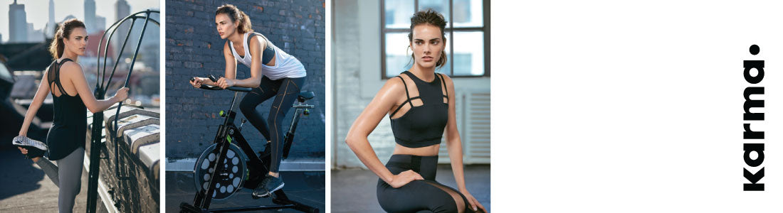 Superset Your Wardrobe with fashion active clothing by Karma Athletics