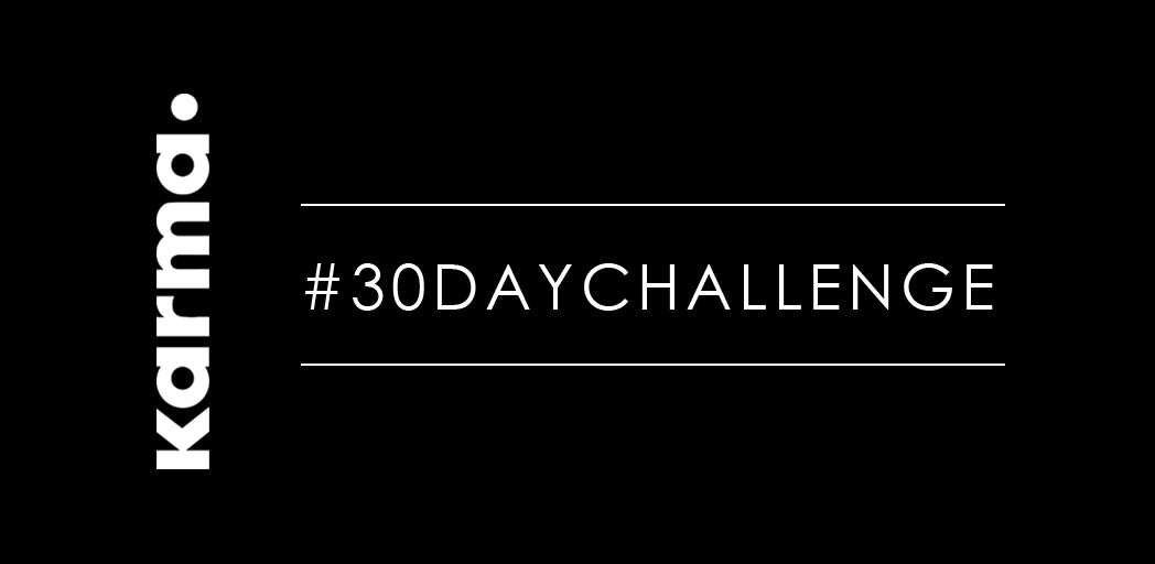 30 Day Challenge with Karma Athletics