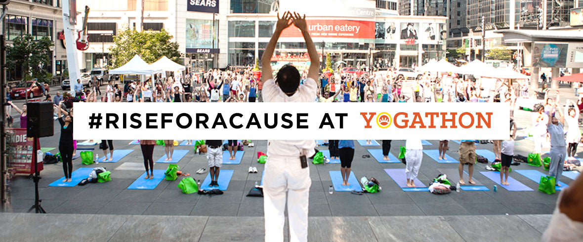 Yogathon - Rise for a Cause